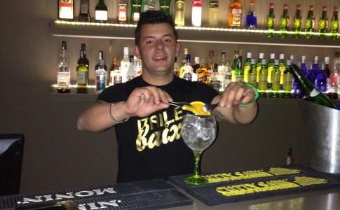 Barman André Freitas