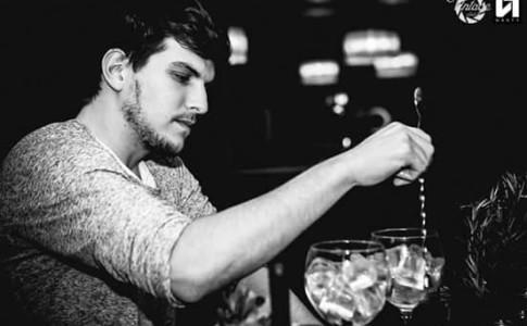 Barman Goncalo Martins