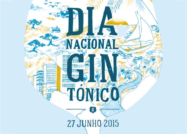 Dia Nacional Gin Tónico