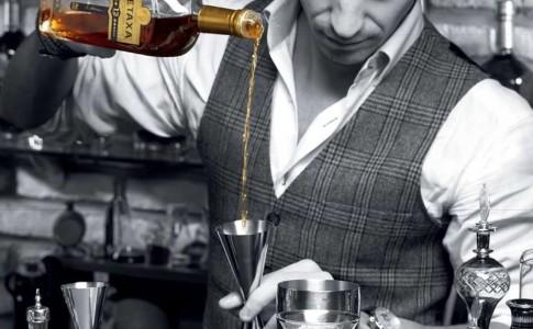 Barman André Cavalheiro