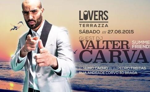 lovers terraza