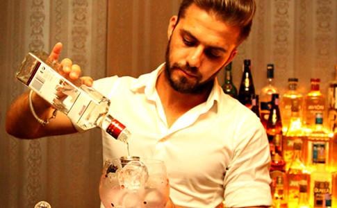Barman Rui Ramôa