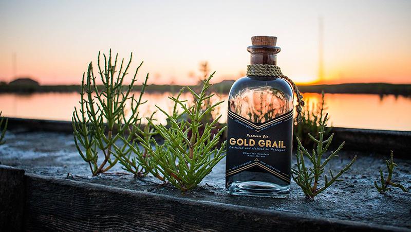 Gin goldgrail