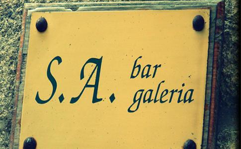 S.A Bar Galeria