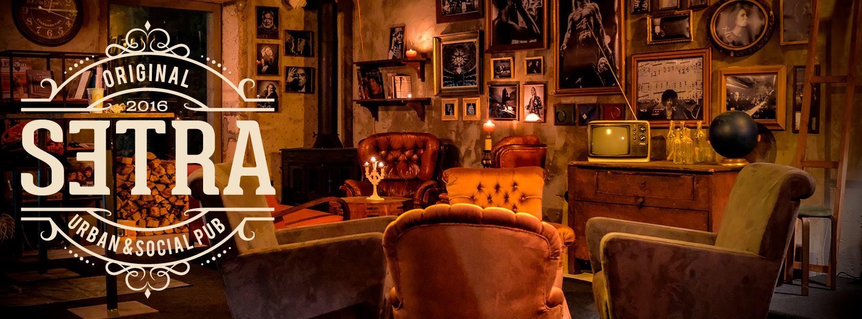 Setra - Urban & Social Pub