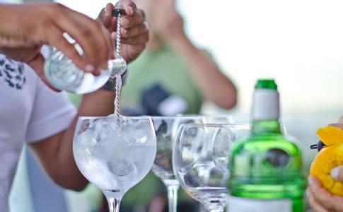 preparar gin